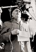 Проф. Кирил Василев, баща на проф. Николай Василев, който също стана една от главните фигури на зараждащата се опозиция. Снимка: Иван Бакалов