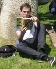 Голямото четене в парка. Снимки: авторката