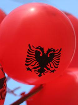Финалната игра за Косово успокои албанците в Македония