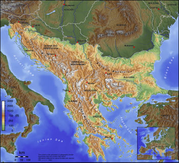 Напрежение тлее в Западните Балкани
