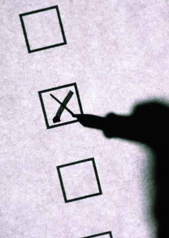 Избори по пътя към безизходицата