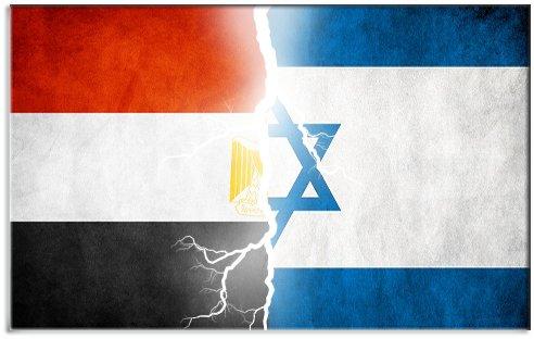 Резултат с изображение за Египет и Израел