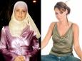 Актрисата, която побърка Египет – първо сложи хиджаб и никаб, после ги свали