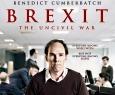 Бенедикт Къмбърбач е стратегът на Брекзит в очакван филм