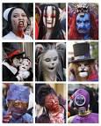 Японска лудост по празника Хелоуин+фотогалерия