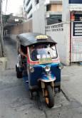 Рикша такси в Банкок. Снимка: contrabond.com, блог
