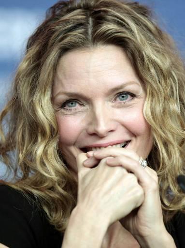 Мишел Пфайфър на представянето на филма с нейно участие