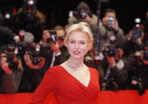 Рене Зелуегър на червения килим на кинофестивала
