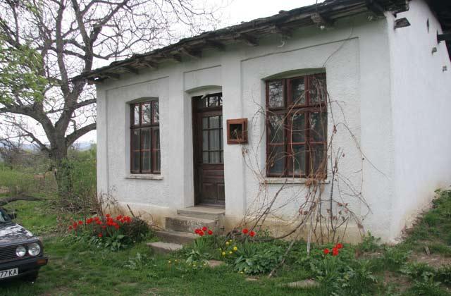 Малка селска къща, поддържана като вила. Снимка: Иван Бакалов