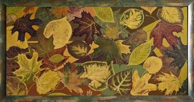 Картини от Бистра Копанарова. Репродукция - от сайта на художничката.