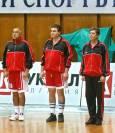 Борисов, Златев и Първанов на благотворителен мач.