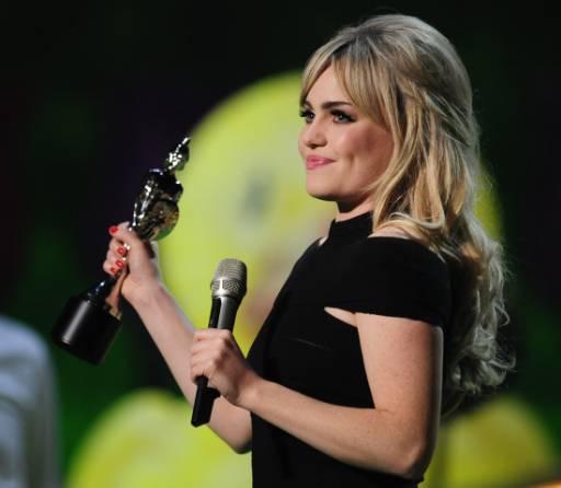 Британската певица