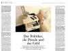 Как Борисов се оплете пред немски вестник и кой му снима чекмеджето?