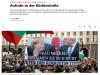 """""""Протестът срещу тиквите"""" в европейските медии"""
