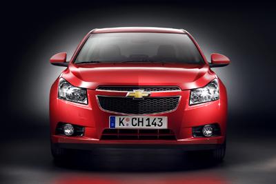 Новият Chevrolet Cruze. Снимка: Chevrolet