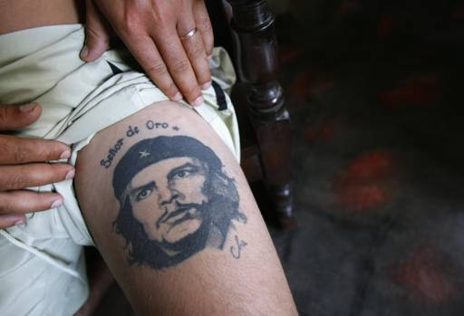 che guevara tattoo