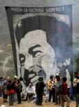 Фенове на Че Гевара са се събрали в Ла Игера, Боливия. Снимка: Ройтерс