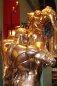 Скулптура на входа на музея на еротиката в Копенхаген. Снимки: авторката