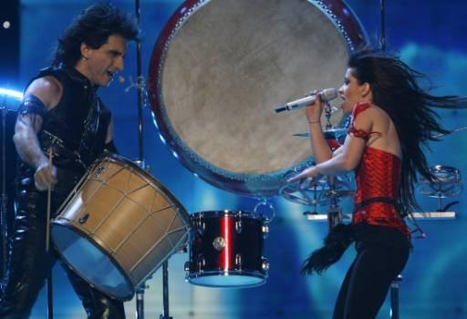 Елица Тодорова и Стоян Янкулов заеха петото място на конкурса с песента