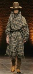 Колекция на Аликзандър Маккуин за мъже есен-зима 2008/09. Снимка: Ройтерс