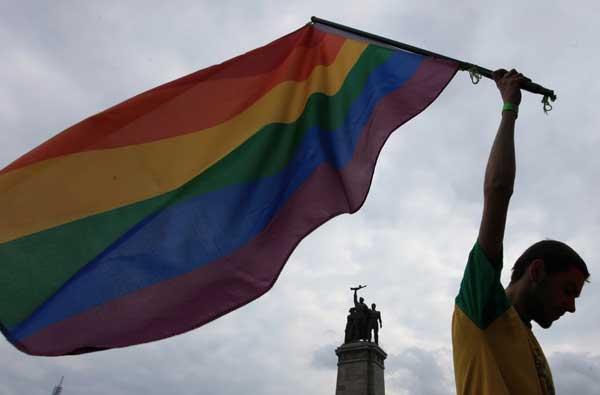 Гей парадът в София. Снимки: Валентина Петрова