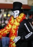 Хелоуин парад в Ню Йорк. Снимка: Ройтерс