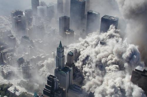 Сензационни снимки от 11 септември 2001 г.