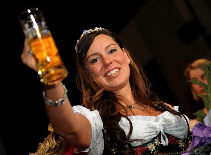 Баварската кралица на бирата