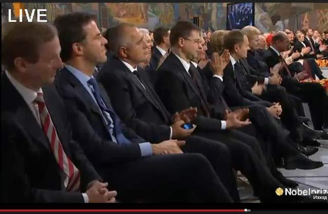 Борисов неразделен с джиесема си