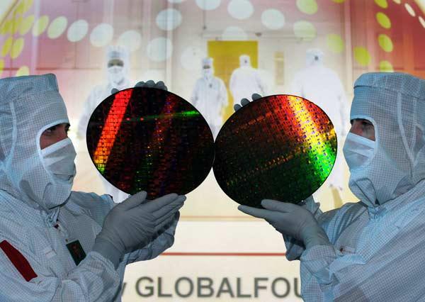 Нов гигант ще произвежда компютърни чипове