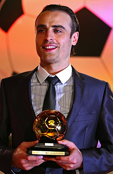 Бербатов Футболист на годината 2007