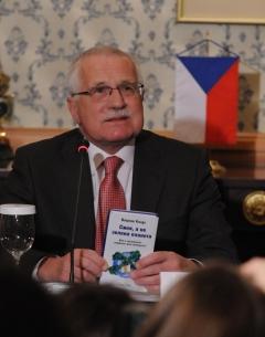 Чешкият президент на двудневно посещение в България