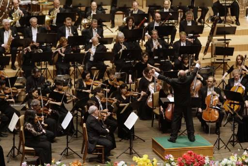 Симфоничният оркестър на Ню Йорк свири в Северна Корея