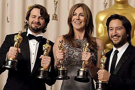 Катрин Бигълоу обра Оскарите