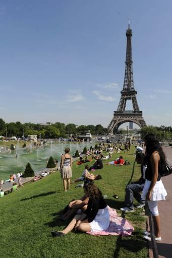 Лято във Франция