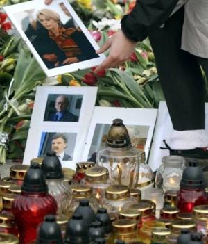 Полша в траур