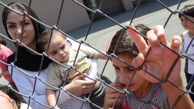 Сирийски бежанци у нас