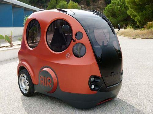Автомобил на сгъстен въздух