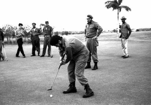 Куба се връща към голфа