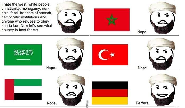 Коя страна е най-добра за мен?