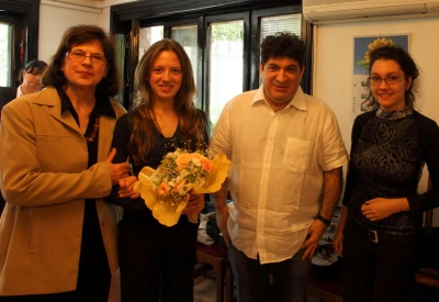 "Фонд ""13 века България"" дари ценни цигулки на млади таланти"