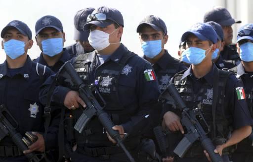 Смъртоносен грип в Мексико