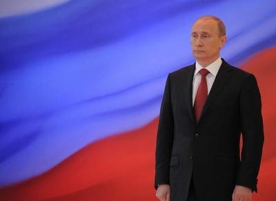 Путин отново на трона