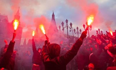 Расисти вилнеят в Москва