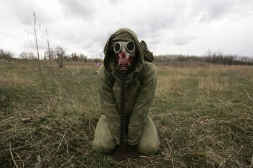 В Русия разиграват компютърна игра за ядрена експлозия