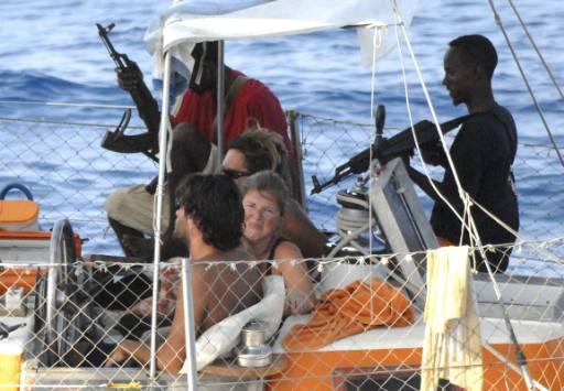 Заложниците от похитената яхта Танит са освободени