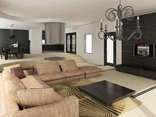 """Къща в столичния квартал Бояна за 2 000 000 евро с площ 588 кв.м., двор - 1 100 кв.м., гараж за 2 коли, кабинет, сауна, тоалетна, фитнес, котелно помещение и малък апартамент с баня за персонал. Снимка: """"Юник естейтс"""""""