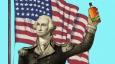 Войната за независимост на САЩ избухва заради …ром