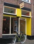 Coffeeshop in Leeuwarden. Photos: Bistra Velichkova