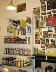 Here are sold different fertilizers, appliances and books for growing marijuana. Photos: Bistra Velichkova